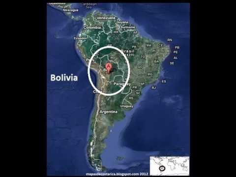 COLECCION DE MAPAS DE BOLIVIAwmv  YouTube