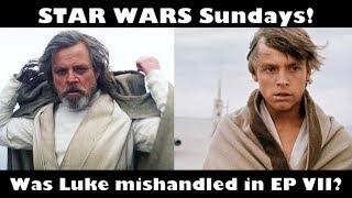 Was Luke Skywalker