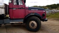 JPs Truck - Volvo N86