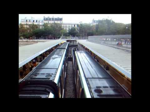 U-Bahn Paris