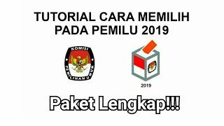 Download Video Cara mencoblos di Pemilu 17 April 2019 (Paket Lengkap!!!) MP3 3GP MP4