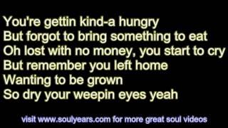 The Temptations - Runaway Child, Running Wild (with lyrics)