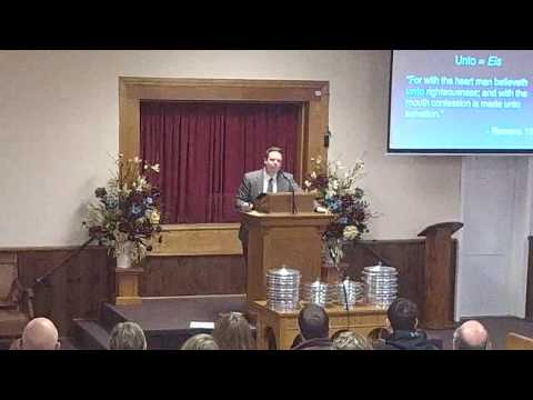 Saved by Confession - Brandon Grieves
