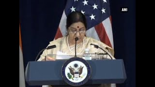 India-US dialogue: Both countries pledge to combat terrorism