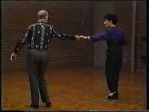 Chicago Swing Sequence Dance and Walkthrough