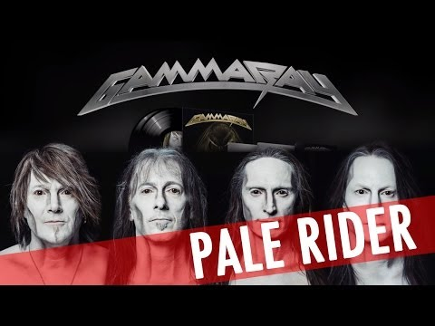 Gamma Ray 'Empire Of The Undead' Song 3 'Pale Rider'
