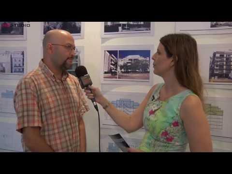 """מזה תמ""""א 38? מתוך תערוכת תמא 38 בבית האדריכל ראיון למפתחות עיצוב עם אד' ערן טמיר"""