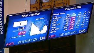 تراجع الأسهم الإسبانية على وقع تقدم اليسار – economy   25-5-2015