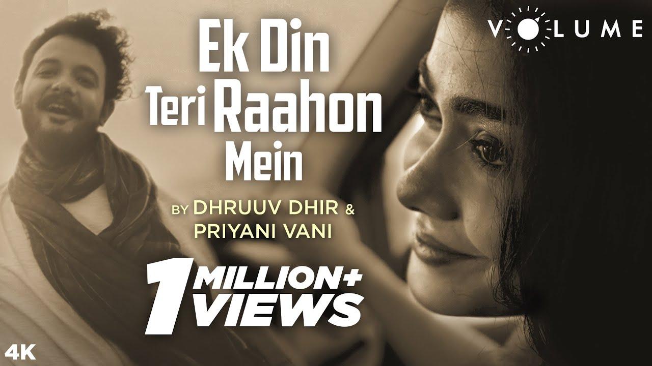 Ek Din Teri Raahon Mein by Dhruuv Dhir & Priyani Vani   Naqaab   Javed Ali   Pritam