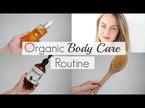 Organic BodyCare Routine I Favourite Organic Body Care Products I Antipodes, Osmia, Ila + More