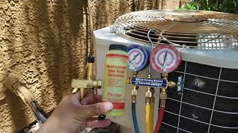 Low Refrigerant? Freon Leak? Check This First!
