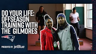 How an NFL Player Trains for the Season   Do Your Life: Stephon Gilmore