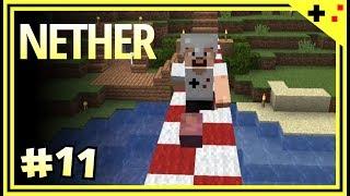 KAYIP KEDİLER ve NETHER - Minecraft Türkçe Survival - S2 Bölüm 11