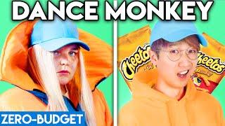 TONES AND I WITH ZERO BUDGET! (Dance Monkey PARODY)