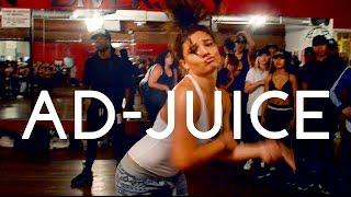 AD - JUICE - Choreo by @Willdabeast__ | Shot by @spaniardaustin