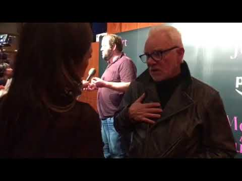 Interview with Malcom McDowell
