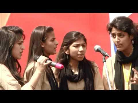 Aao Balma - Yaman - Group song by Sarang ARSD College- Classical Serenity