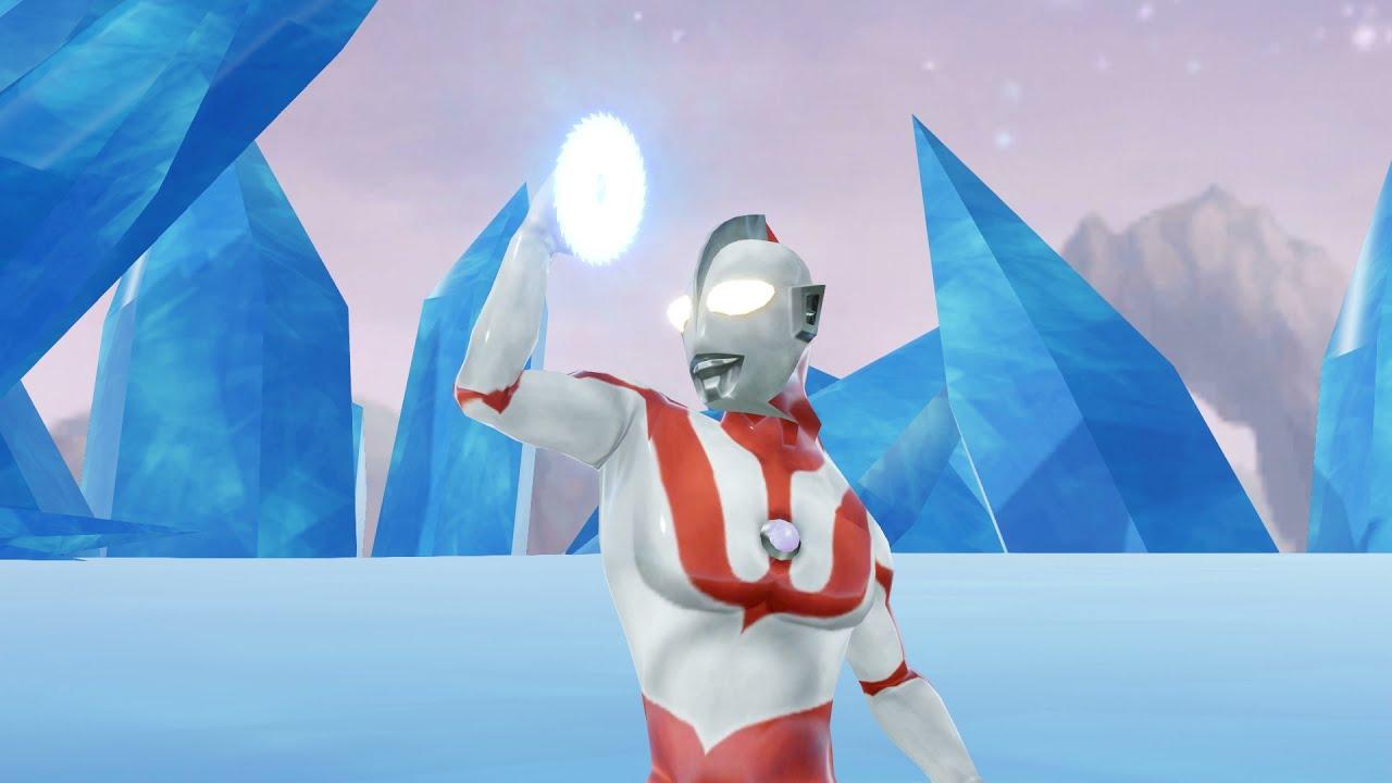 Ultraman Vs Gomora Taiga Quest part 2