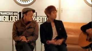 20111203 SIMON DOMINIC & ZION.T - stay cool@상상마당