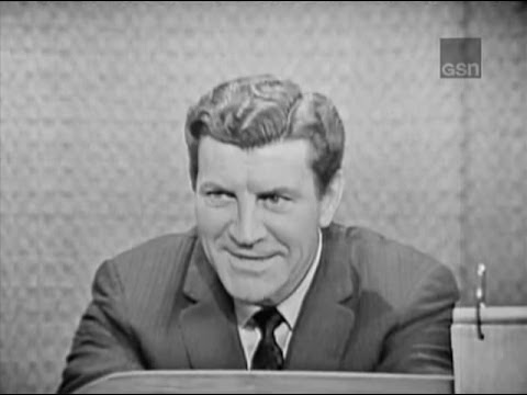 What's My Line?  Robert Preston; Allen Ludden panel Mar 3, 1963