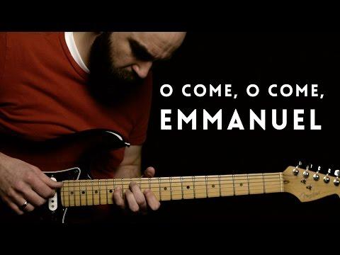 O Come, O Come Emmanuel Ukulele chords by Emmanuel/Plainsong ...