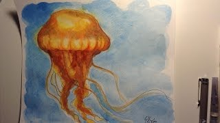 Drawing a Jellyfish