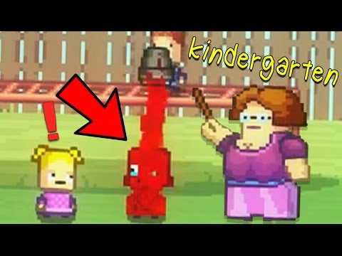 SHE MADE US POUR BLOOD ON LILY!? | Kindergarten  - Cindy's Mission