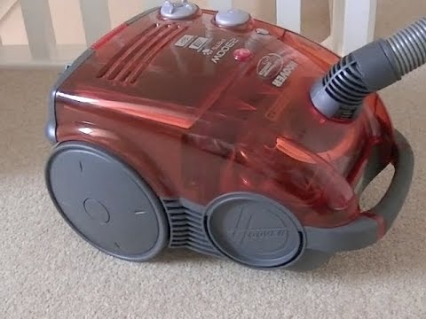 Hoover Dustmanager Cylinder Vacuum Cleaner Unboxing & First Look