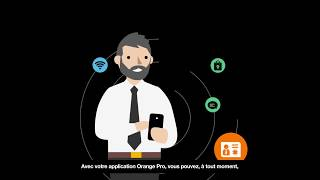Application Orange Pro : activer un renvoi d'appel