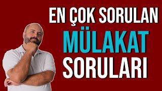 Mülakat Soruları 2017 Video