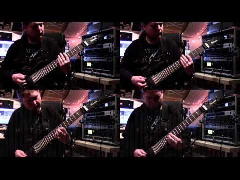 Re-Excarnation - Coder2k (original) - Guitar Playthrough, Work In Progress #djent