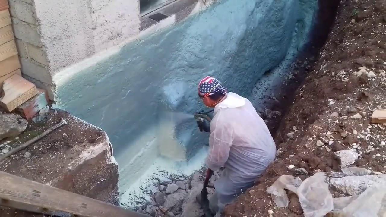 Coibentazione Impermeabilizzazione Fondazioni /Muri ...