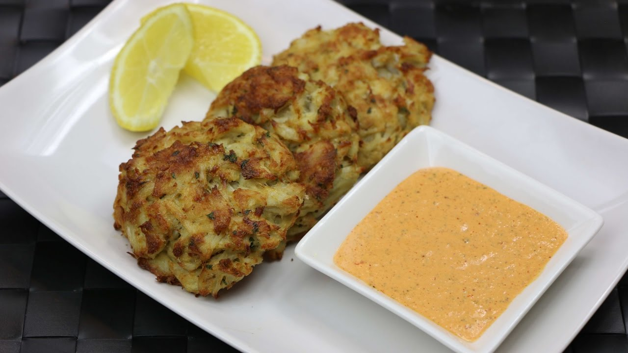 Soul Food Crab Cake Recipe