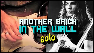 Video Another Brick In The Wall (Pink Floyd) - Solo - Guitar Tutorial with Matt Bidoglia download MP3, 3GP, MP4, WEBM, AVI, FLV November 2018