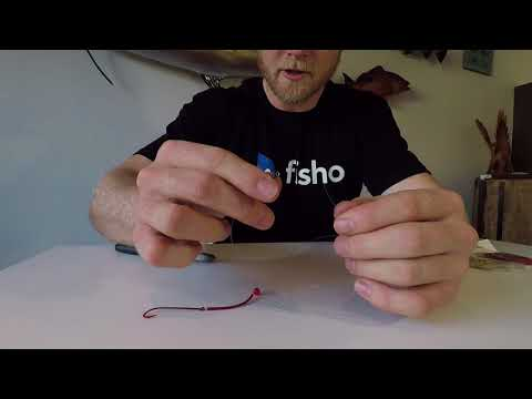 How To Tie A Whiting Rig | Fisho App