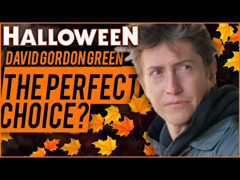 Halloween 2018: David Gordon Green's Awesome Inspirations!