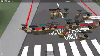 Roblox British Army Party !! XD