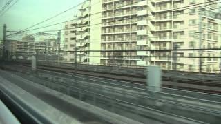 Repeat youtube video 常磐線E531系特別快速 日暮里→松戸間右側車窓走行音