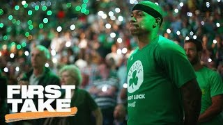 Max Credits Celtics Fans For Staying Enthusiastic | Final Take | First Take | May 18, 2017