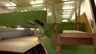 Stel uit Helmond bouwt eigen catamaran