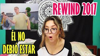 YouTube Rewind: The Shape of 2017 |REACCIÓN| #YouTubeRewind - Valeria Saavedra