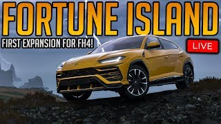 Forza Horizon 4: Fortune Island Gameplay &  Initial Impressions