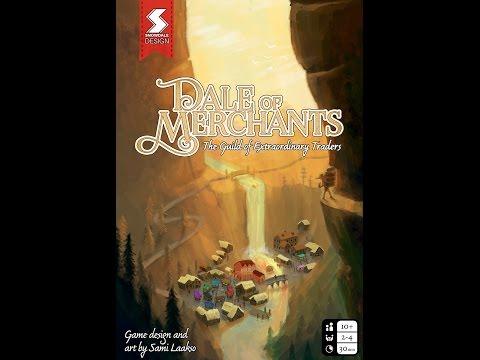 Dale Of Merchants - les règles du jeu !