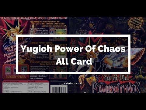Tải Yugioh Power Of Chaos: Yugi The Destiny [Có All Card]