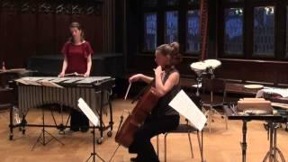 Johann Sebastian Bach - Orgelwerke für Cello und Vibrafon (Salter)