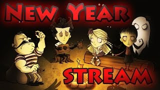 Don't Starve Together Modded - New Year RedCrafting Stream