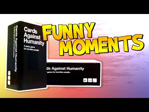 OFFENSIVE HILARITY! - Cards Against Humanity Online! (Funny Moments)