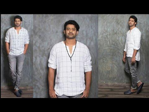 Prabhas New Stills New Look