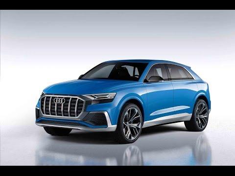 Q8 is Audi
