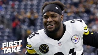Steelers made a mistake not getting deal done with Le'Veon Bell - Max Kellerman | First Take